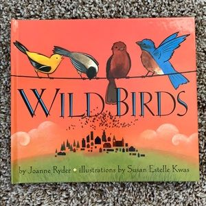 NEW Wild Birds Children's Book by Joanne Ryder